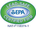 Lead-Safe EPA Certified